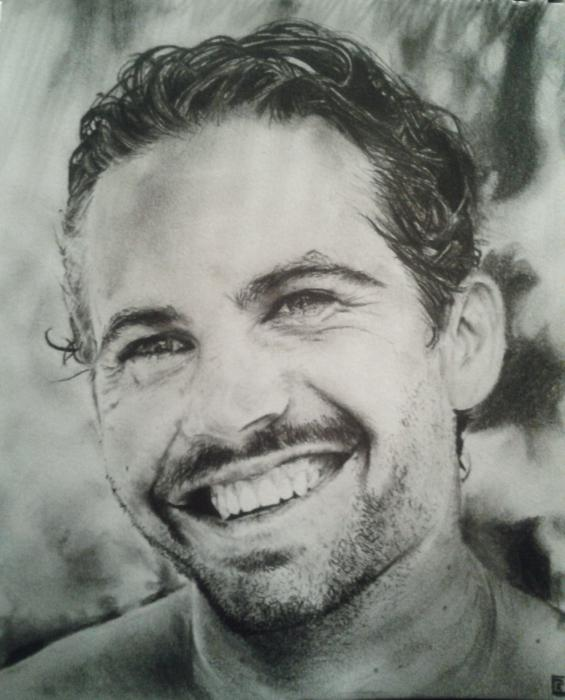 Paul Walker by cyrilsnow